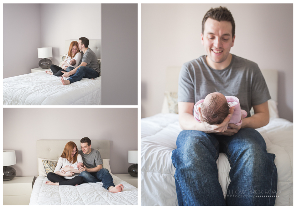 Kitchener Lifestyle Newborn session