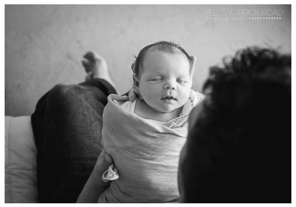 Newborn Lifestyle, Yellow Brick Road Photography Kitchener