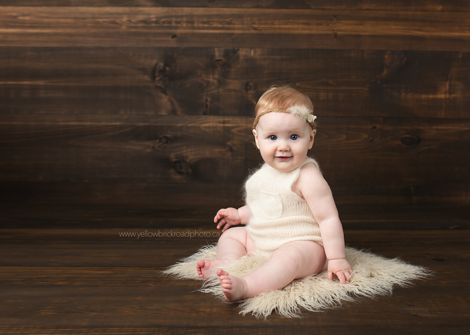 Guelph Baby Photographer studio session