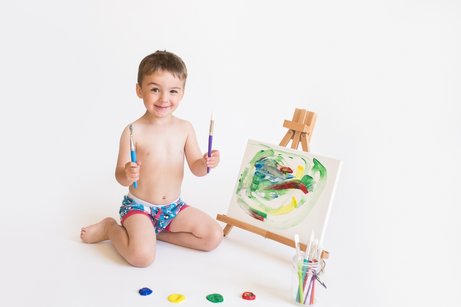 Guelph-Paint-Smash-Session-Child-Photography