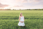 Maternity session on the farm, Guelph ON Yellow Brick Road Photography