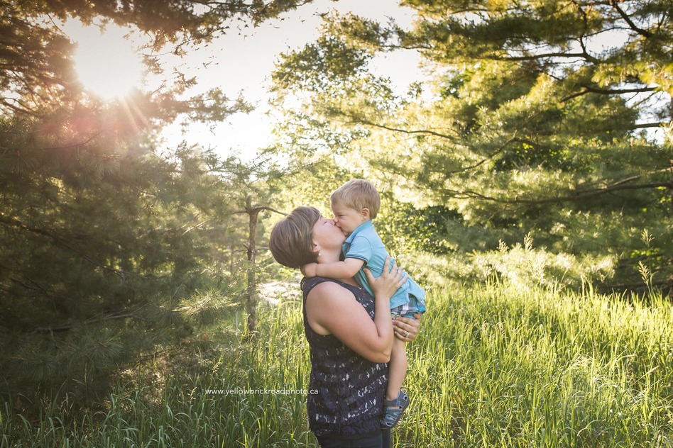 Family Photography in Kitchener