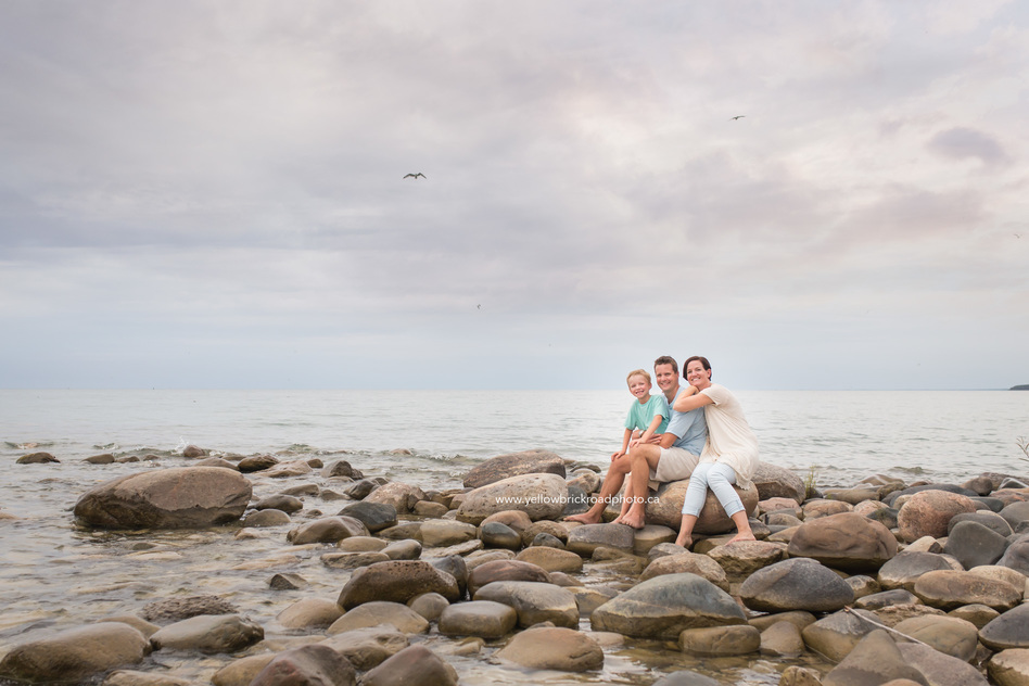 Lake Huron Family Photographer Yellow Brick Road Photography