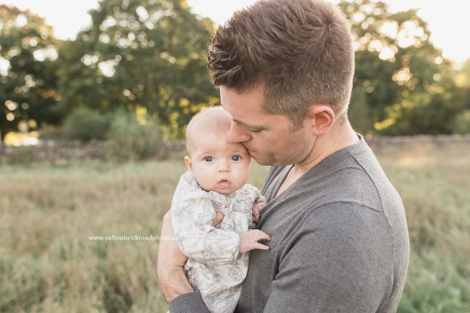 Guelph Family Session Fall Photos