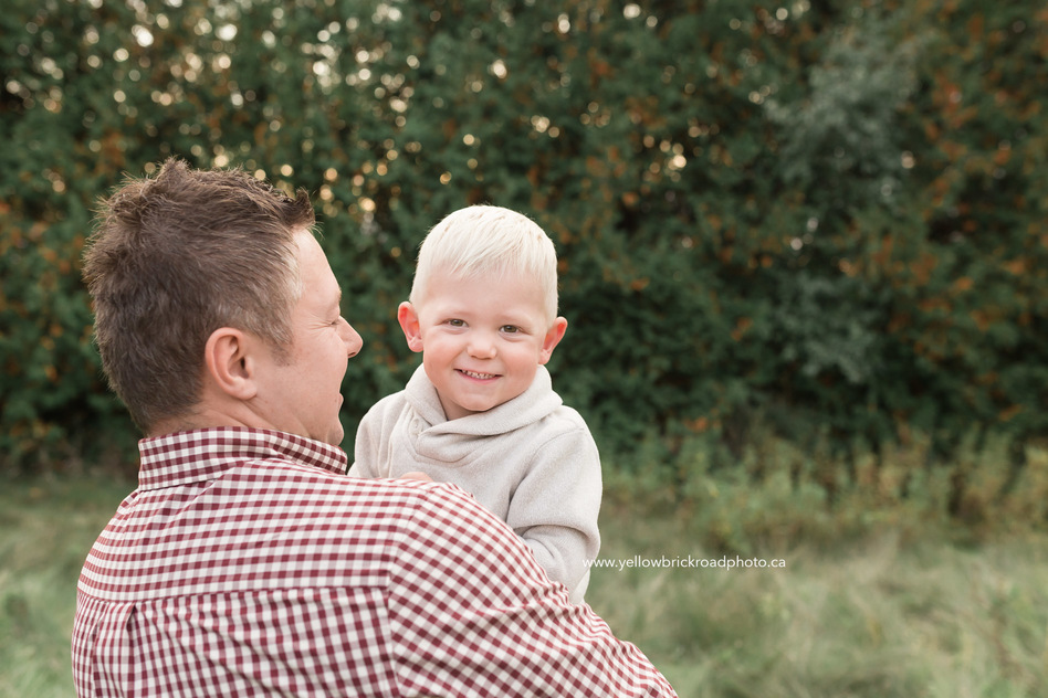 Guelph Family Photographer Fall Family Session