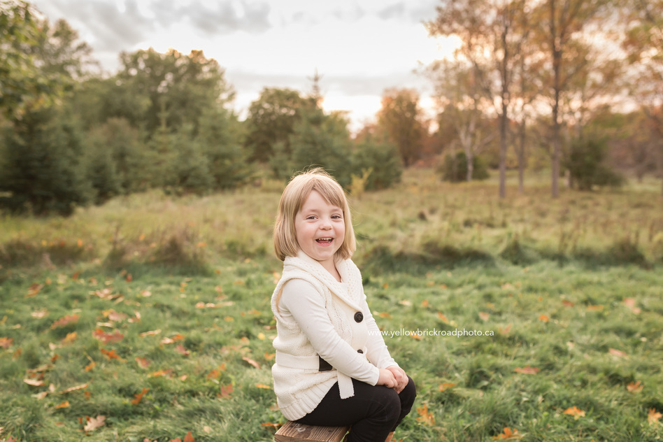 Guelph Family Photographer Yellow Brick Road Photography