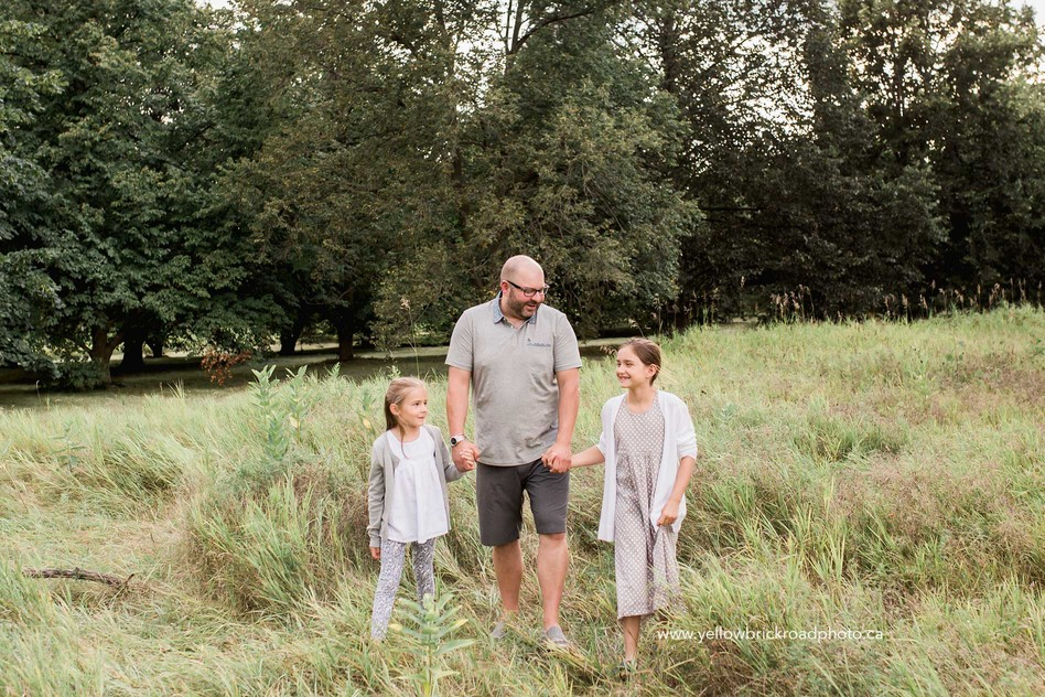 Guelph Family Session Extended Family portraits