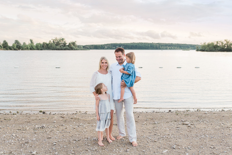 Guelph Family Photographers Guelph Lake session